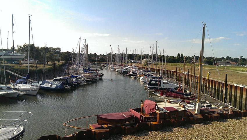 Woodbridge Marina